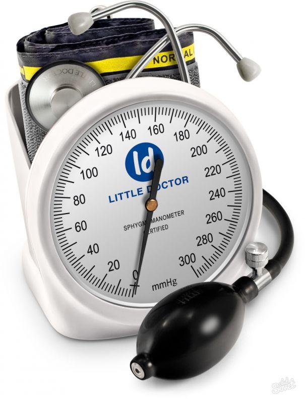 Тонометр механический Little Doctor LD
