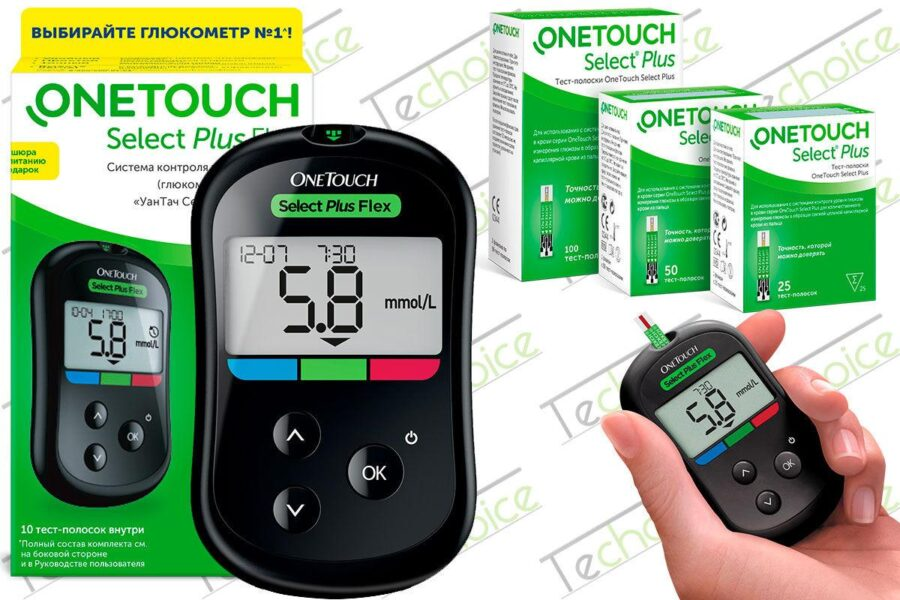 OneTouch® Select Plus Flex