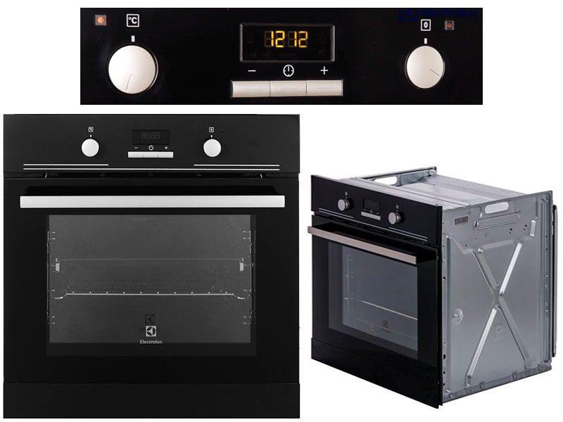Электрический встраиваемый духовой шкаф Electrolux EZB 52410 AK