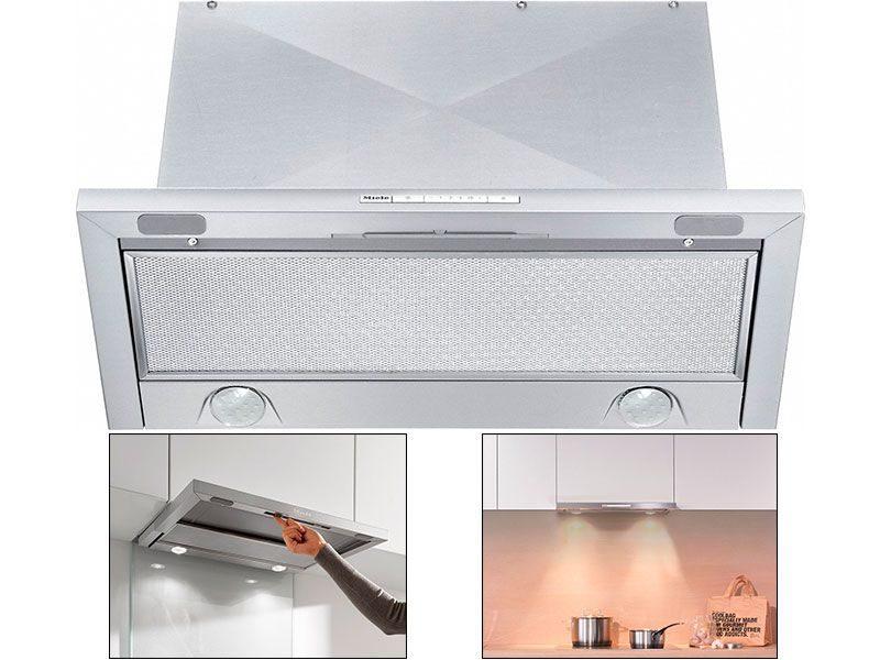 Встраиваемая кухонная вытяжка Miele DA 3466