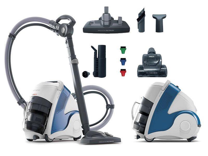 Моющий пылесос с аквафильтром Polti Unico MCV80