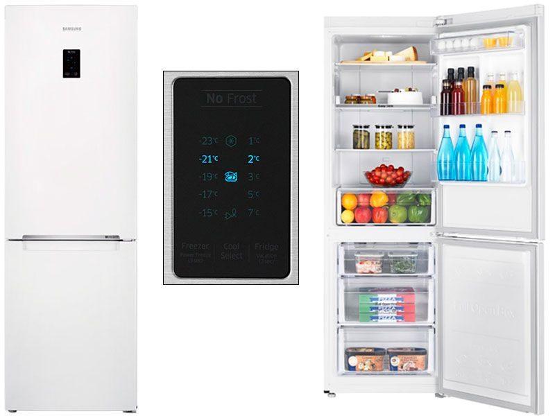 Холодильник NoFrost Samsung RB-33 J3200WW