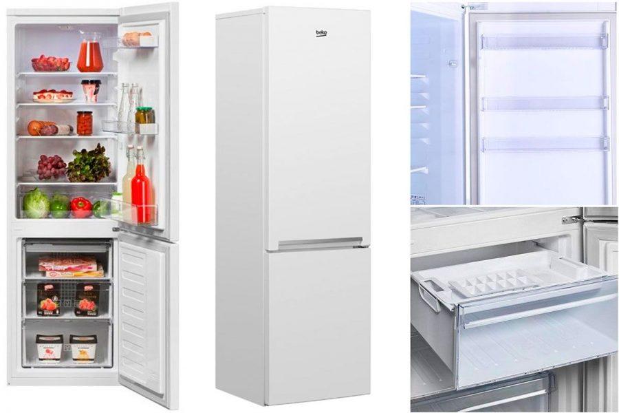 Качественный капельный холодильник 2019 BEKO RCSK 310M20