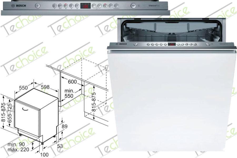 Bosch SMV 45EX00