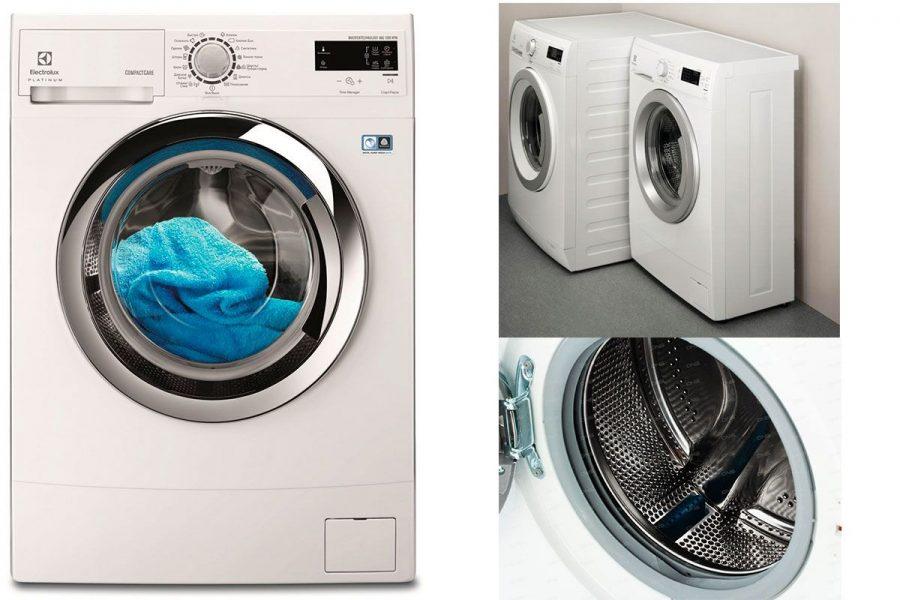 Узкая стиральная машина Electrolux EWM 1046 CDU