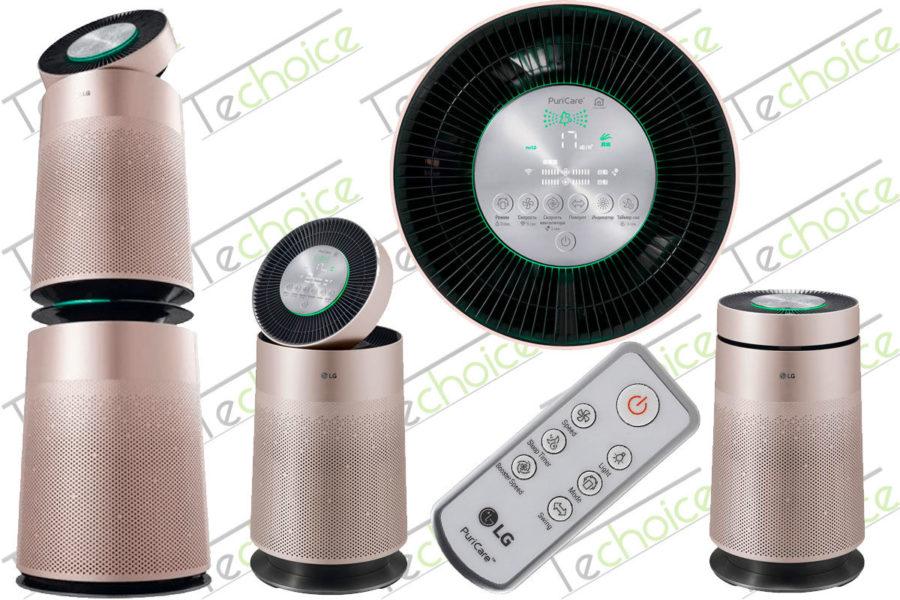 Воздухоочиститель LG AS95GDPV0