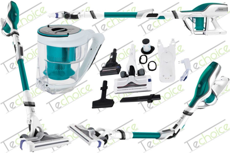 Tefal Air Force 360 Flex TY9472