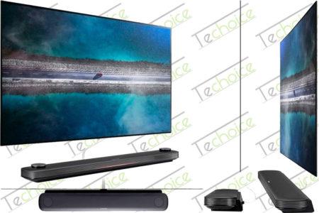 Телевизор LG OLED65W9