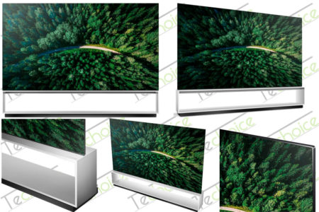 """Телевизор OLED LG OLED88Z9 87.6"""" (2019)"""