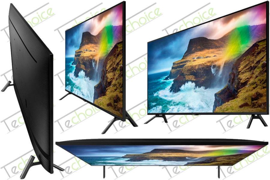 Телевизор Samsung QE-75Q77R