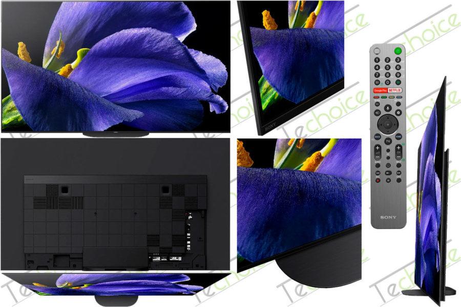 "Телевизор OLED Sony KD-77AG9 77"""