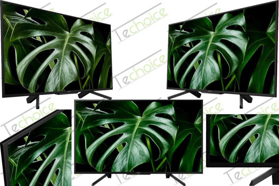 "Телевизор Sony KDL-43WG665 42.8"""
