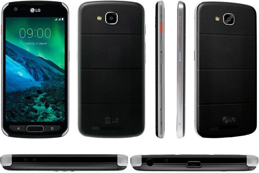 Смартфоны LG 2018