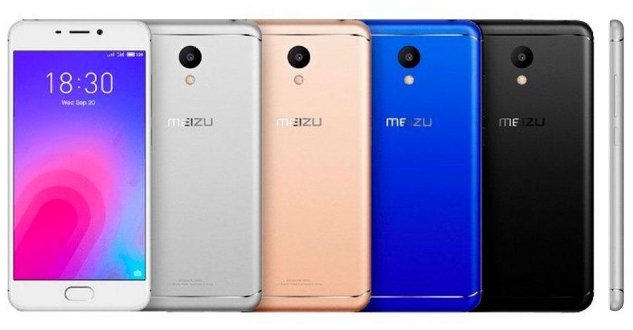 Смартфоны Meizu 2018