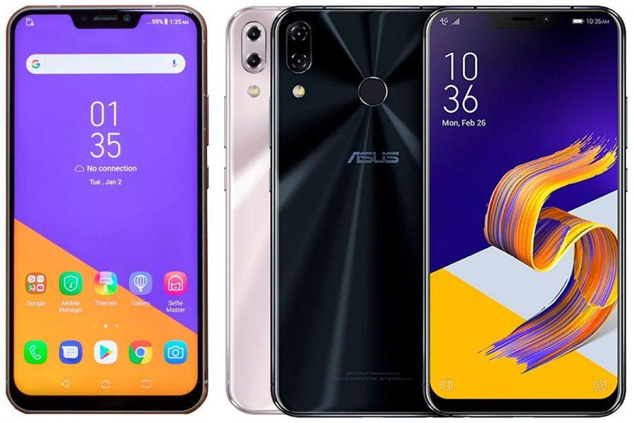 Смартфоны ASUS 2018