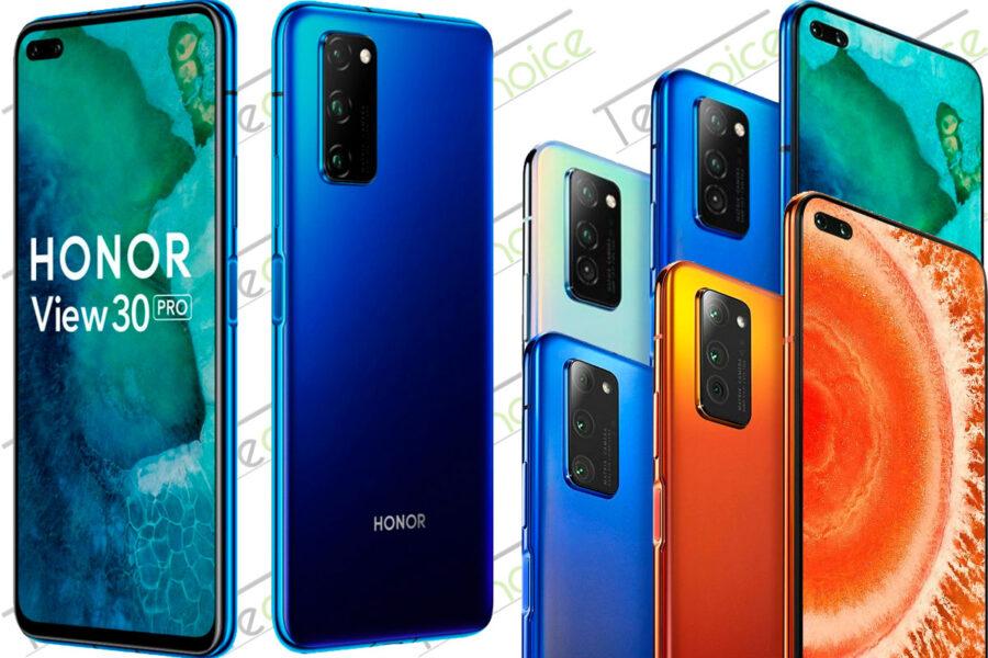 Смартфоны Honor 2020