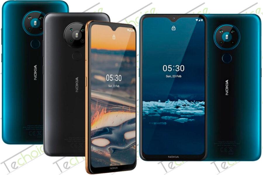 Новинки смартфонов Nokia в 2020