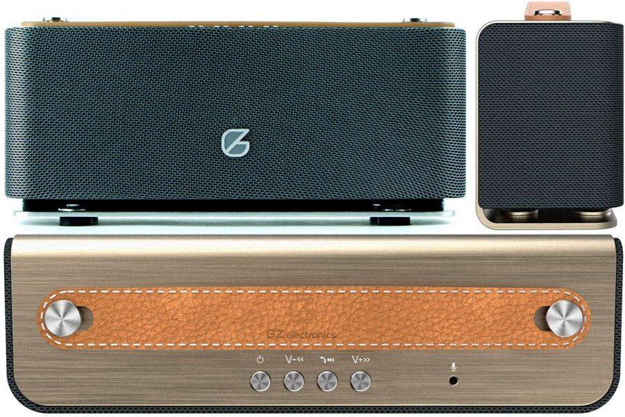 Удобная и доступная портативная акустика GZ electronics LoftSound GZ-44