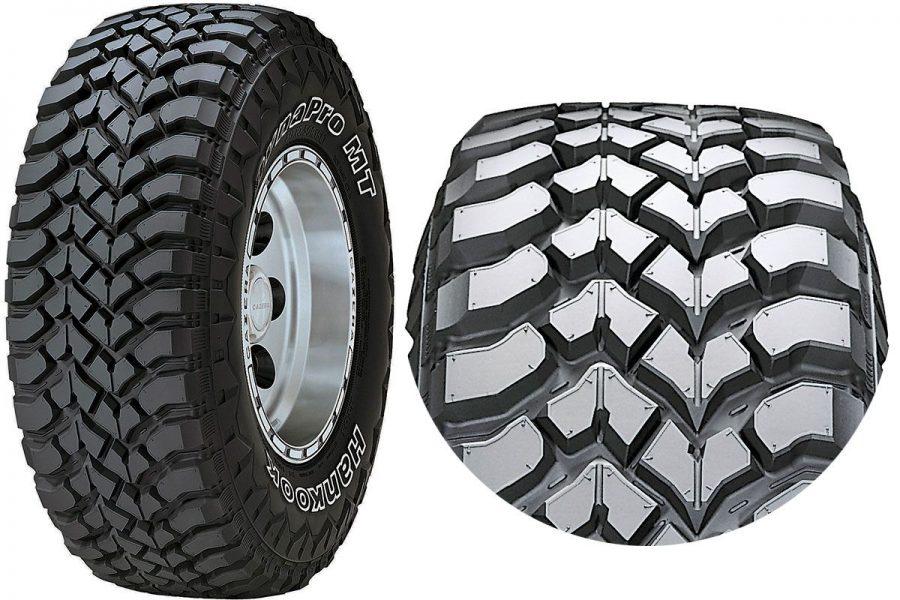Внедорожные шины Hankook Tire Dynapro MT RT03