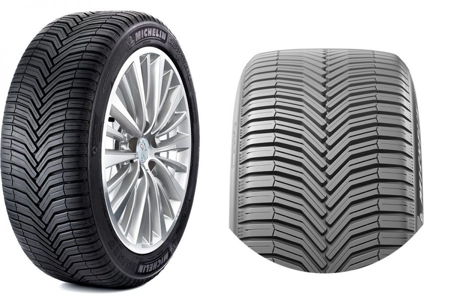 Летняя шина MICHELIN CrossClimate+