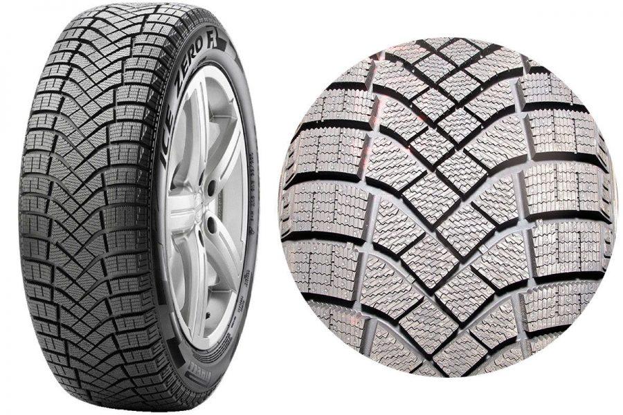 Фрикционная шина-липучка Pirelli Ice Zero FR