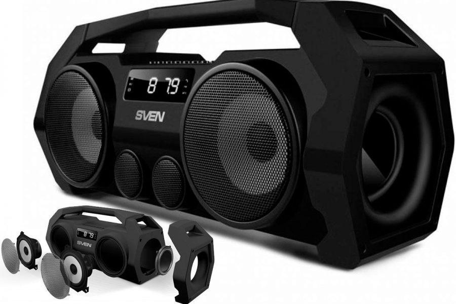 Хорошая беспроводная акустика Sven PS-465