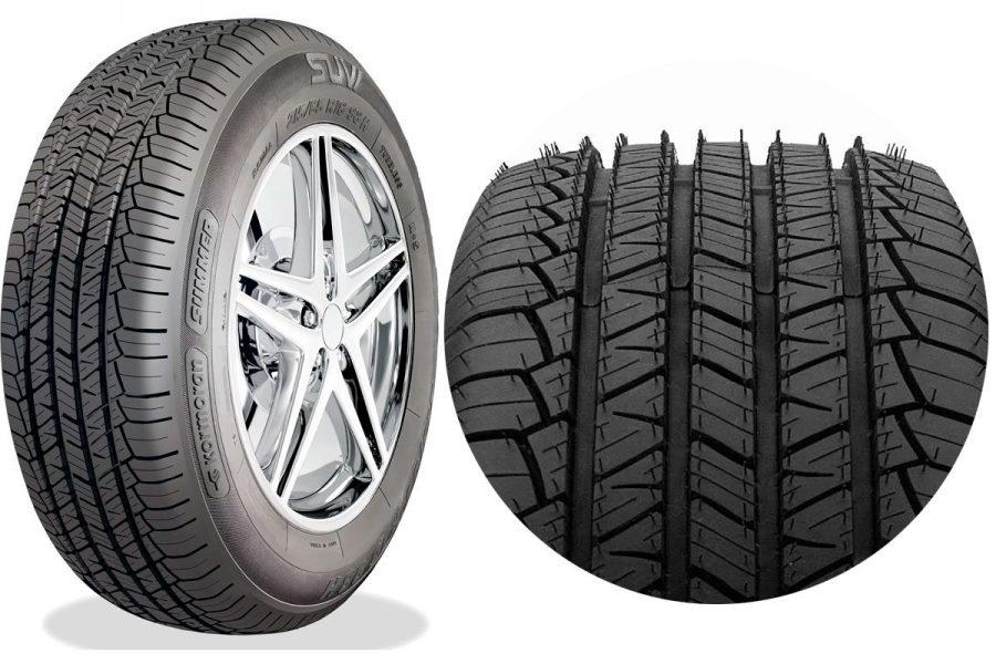Летние шины для внедорожника Tigar Suv Summer