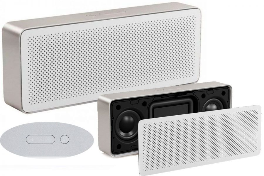 Хорошая беспроводная акустика Xiaomi Square Box 2
