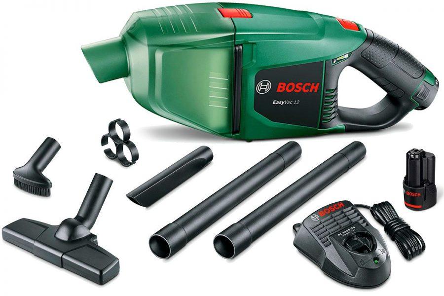 Качественный автопылесос Bosch EasyVac 12