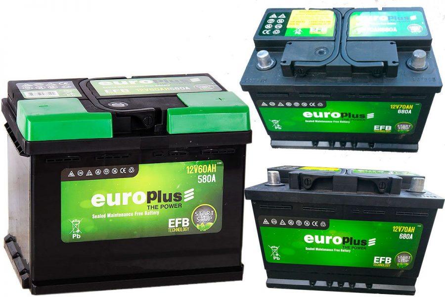 Euro Plus EFB Start-Stop