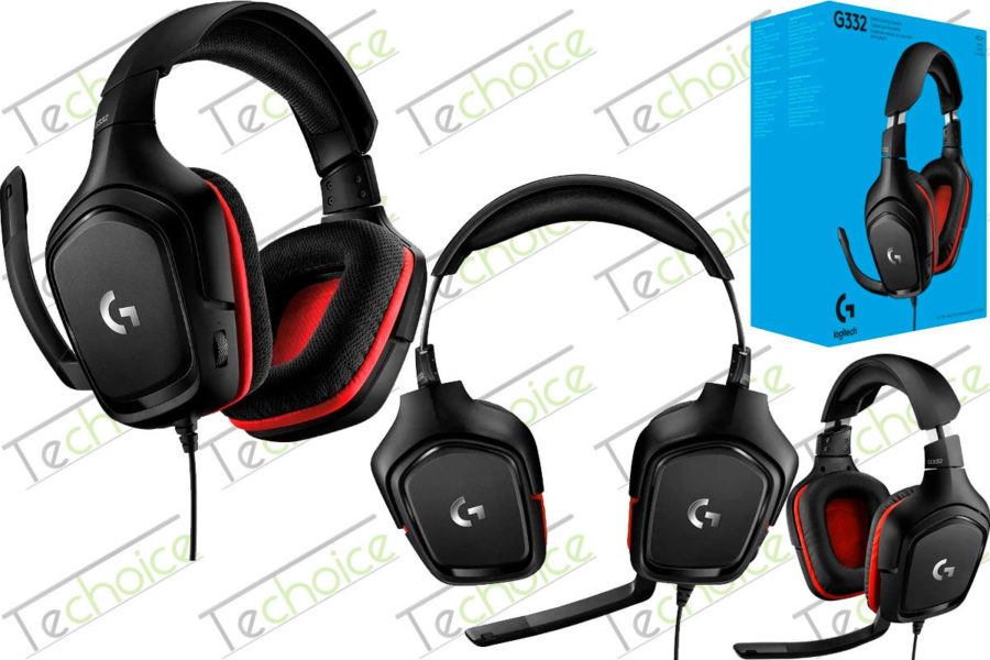 Наушники Logitech G332 Stereo Gaming Headset