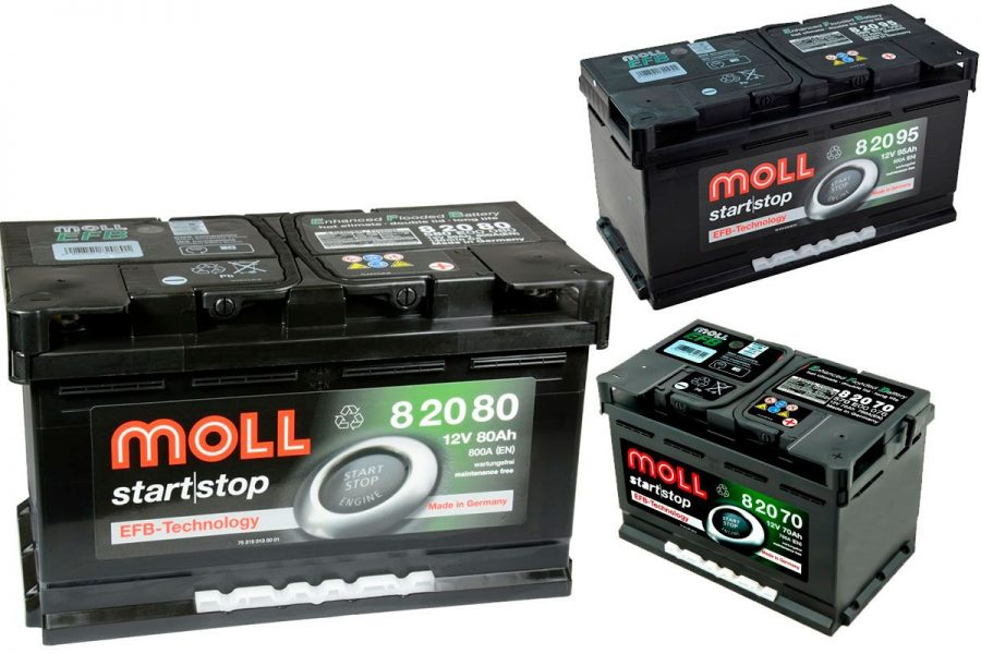 Moll Start-Stop EFB