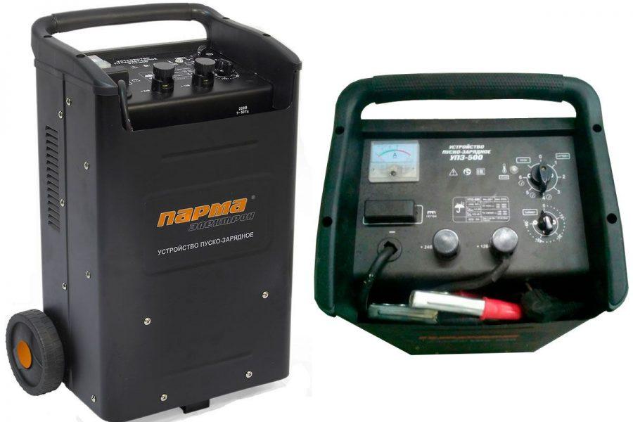 Стационарное пуско-зарядное устройство Parma UPZ-500