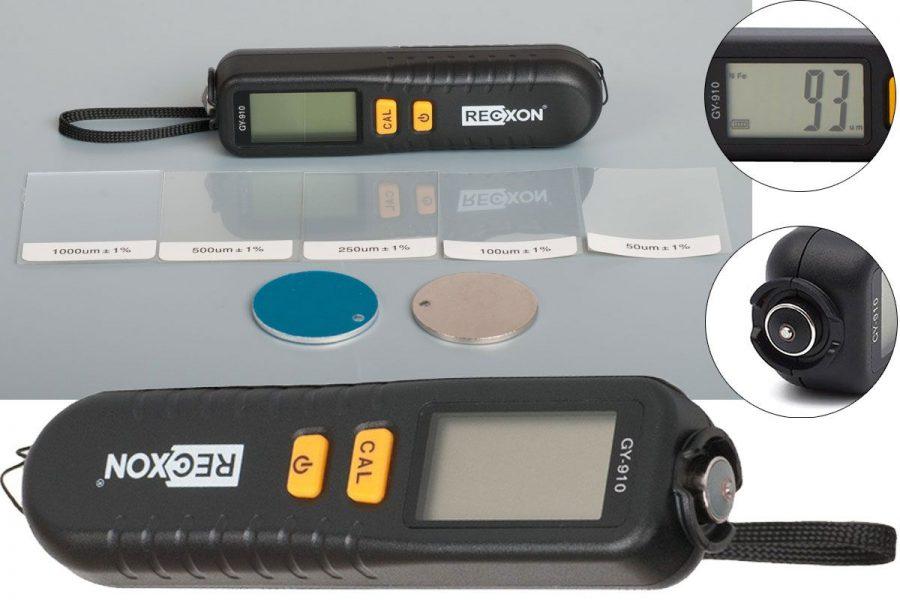 Дешевый толщиномер RECXON GY-910
