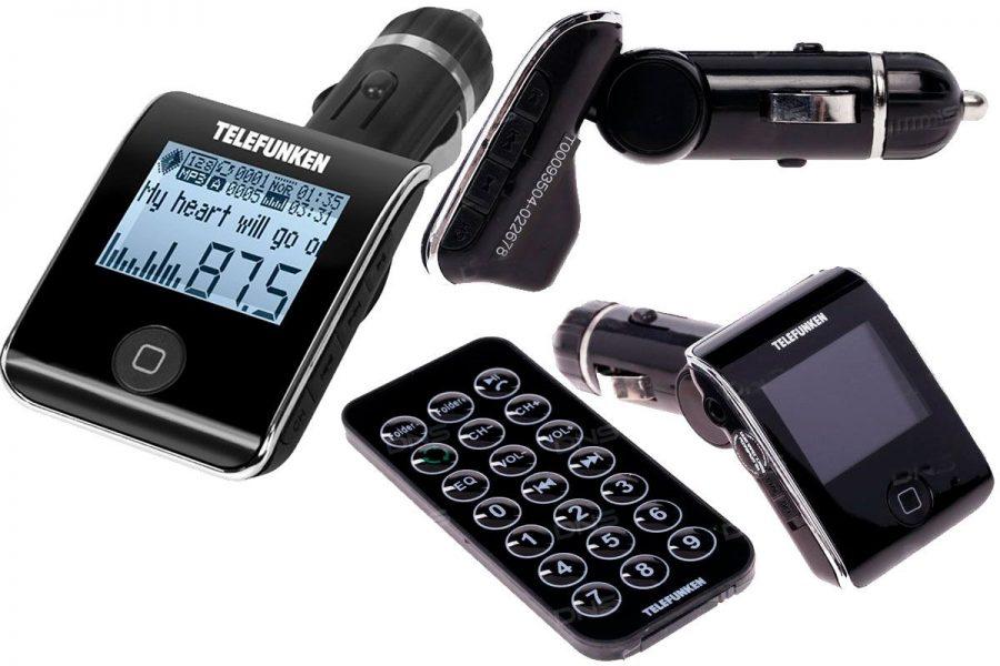 Качественный FM-модулятор Telefunken TF-FMT19BT