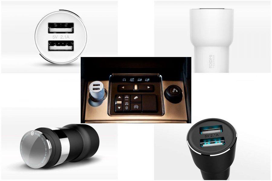 Бюджетный FM-трансмиттер Xiaomi Roidmi