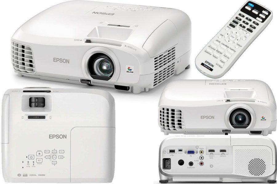 Домашний качественный проектор Epson EH-TW5300