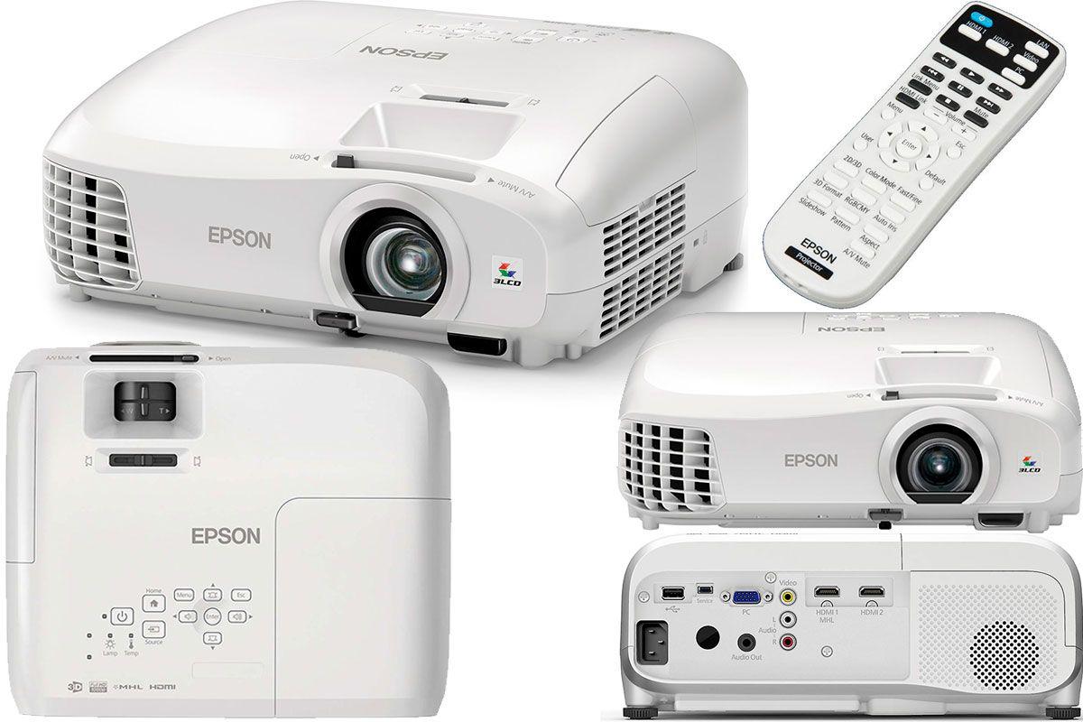 3D-проектор для дома: характеристики