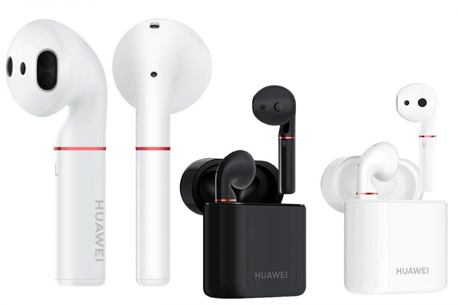 Качественные TWS-наушники Huawei FreeBuds 2 Pro