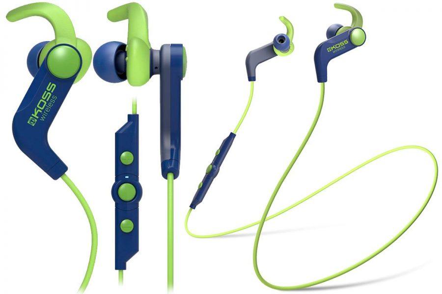 Спортивные Bluetooth-наушники Koss BT190i