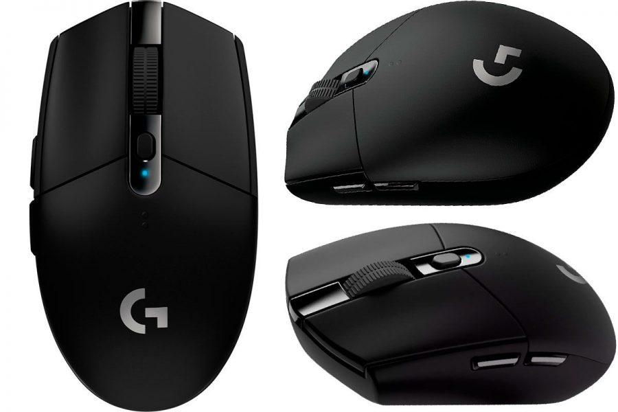 Беспроводная игровая мышь Logitech Gaming Mouse G305
