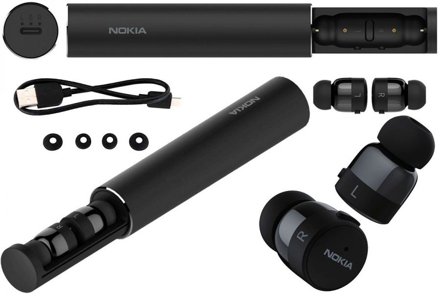 Хорошие TWS-наушники Nokia True Wireless Earbuds V2 BH-705