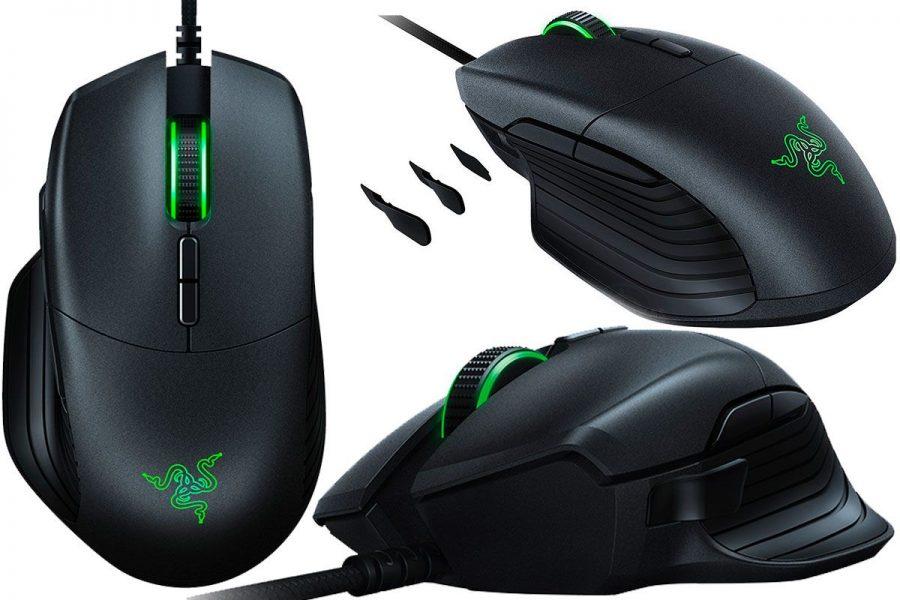 Игровая профессиональная геймерская мышь Razer Basilisk
