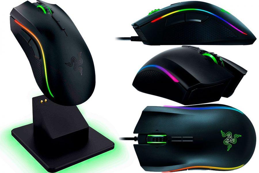 Беспроводная игровая мышь Razer Mamba Wireless