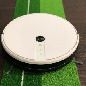 Обзор робота-пылесоса Panda X7