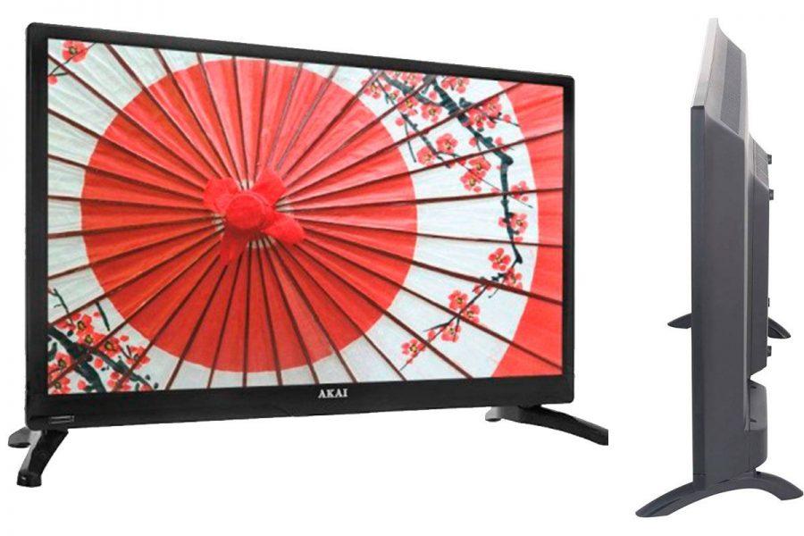 Бюджетный смарт-телевизор Akai LES-32D83M