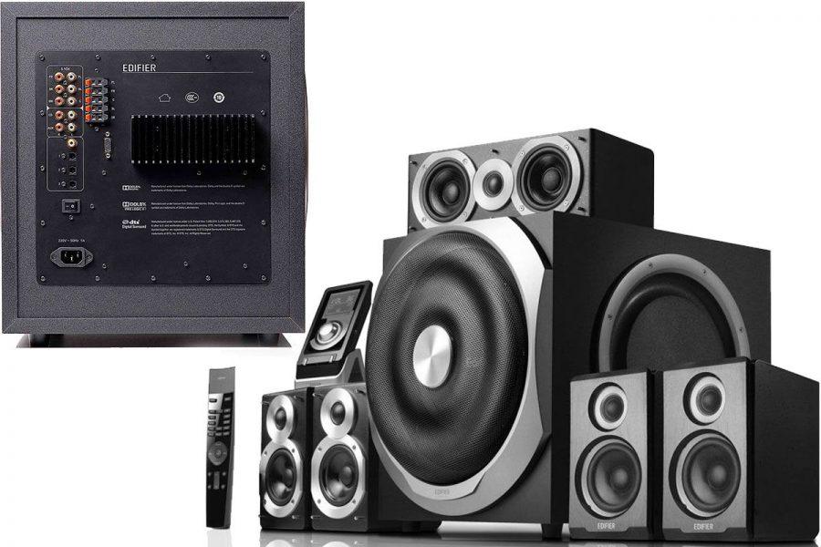 Компьютерная акустика Edifier S760 D