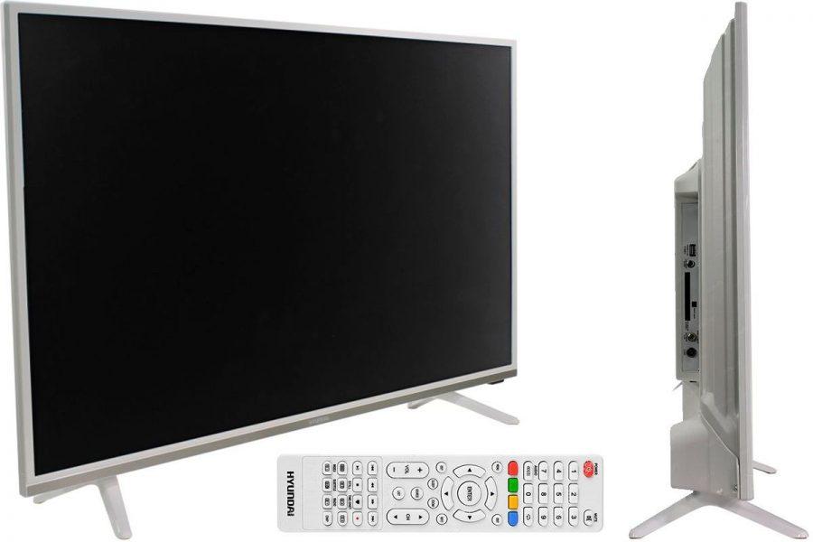 Бюджетный телевизор 2019 Hyundai H-LED40F401WS2