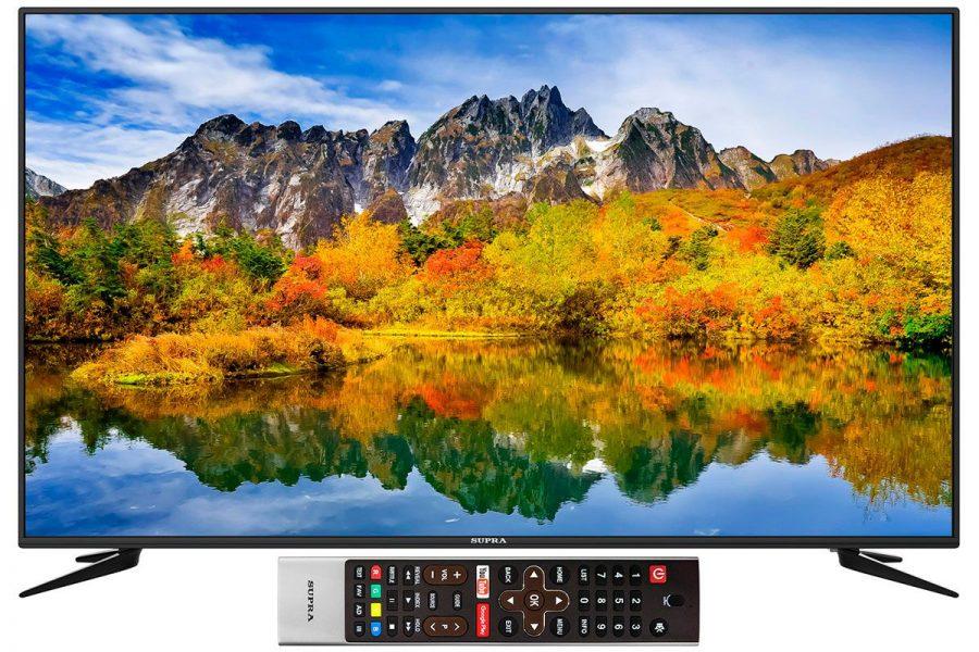 Телевизор смарт-ТВ SUPRA STV-LC60GT5000U