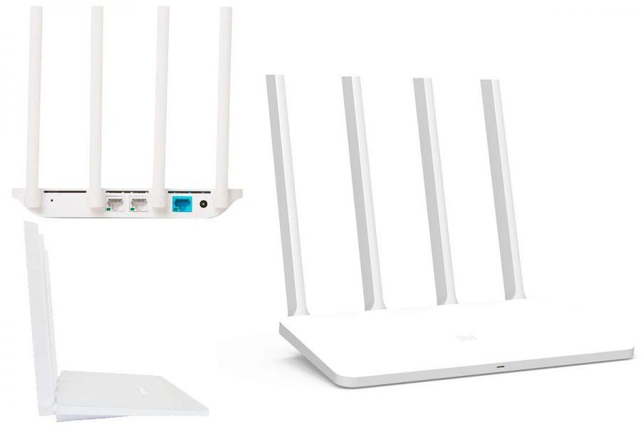 Роутер Xiaomi Mi WiFi Router 3A